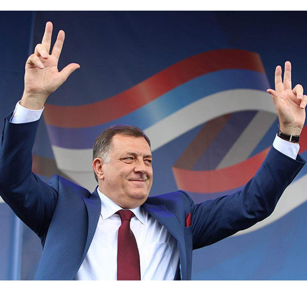 The Washington Post: Dodik je srce problema u BiH