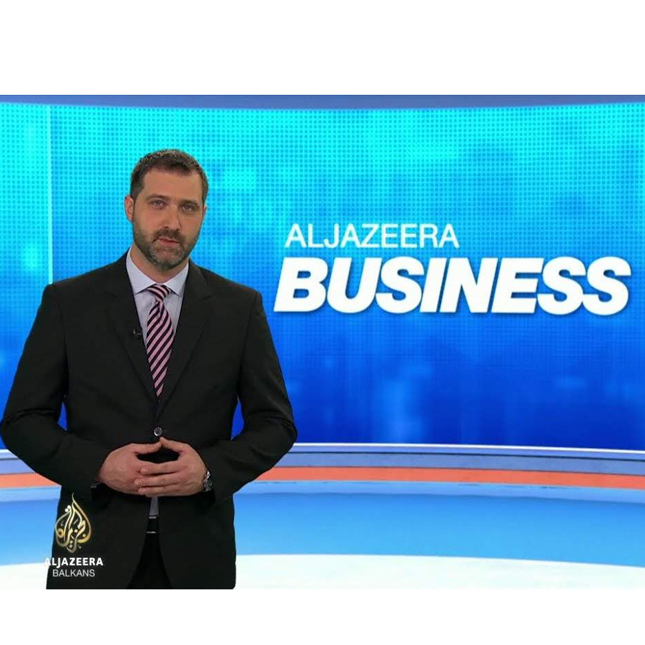 Al Jazeera Business: Beogradski metro (Video)