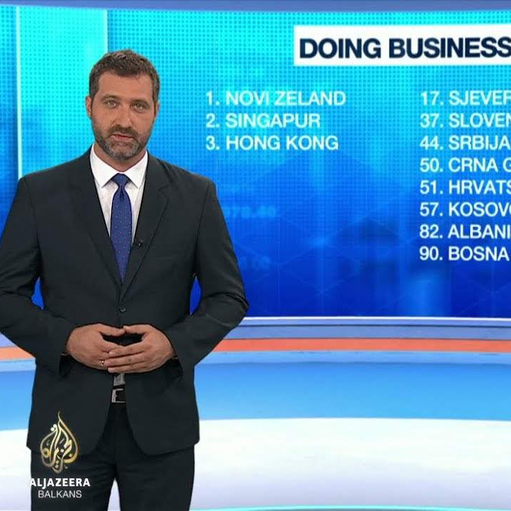 Al Jazeera Business: Lakoća poslovanja (Video)