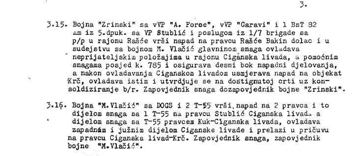 Iz Zapovijedi: Specijalne jedinice HV-a napadaju Gornji Vakuf - Iz knjige