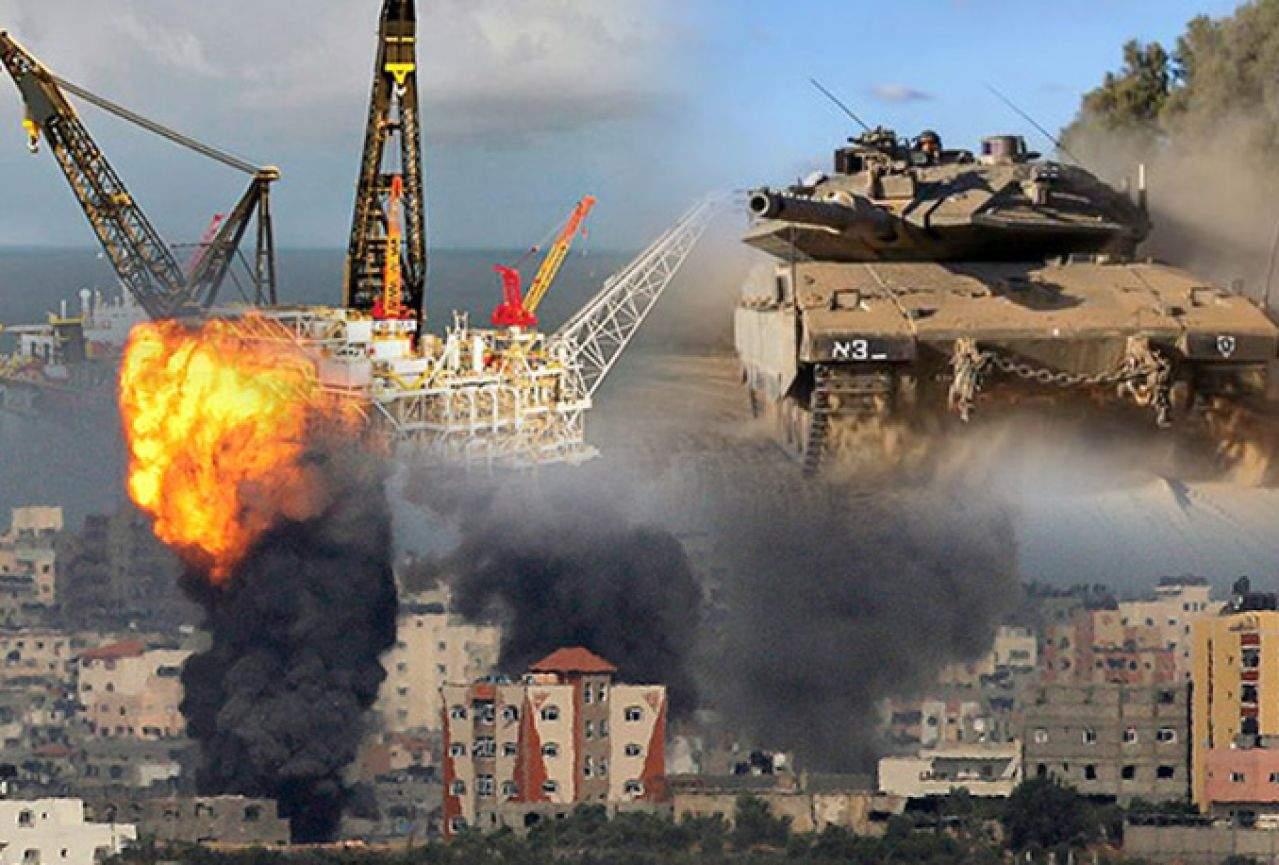 Kako je plin u vodama Gaze postao epicentar međunarodnog sukoba na ...