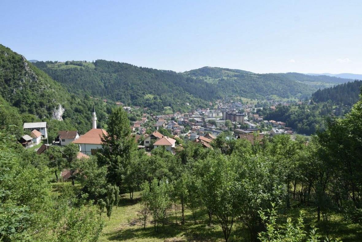 olovo_ilustracija_bih.jpg - Muslimani i katolici obnavljaju Gospino svetište u Olovu | Imam i fratar: Bosne će biti uvijek (Video)