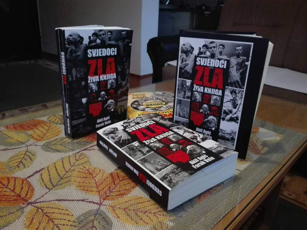 """svjedoci zla 2.jpg - DJELO KOJE SE TRAŽI: Promocija knjige """"Svjedoci zla"""" u Mostaru!"""