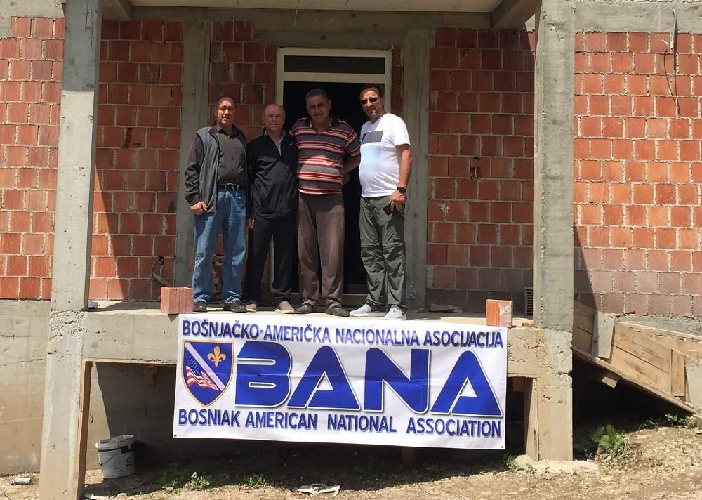 BANA Izgradila tri kuće za socijalno ugrožene u Plavu