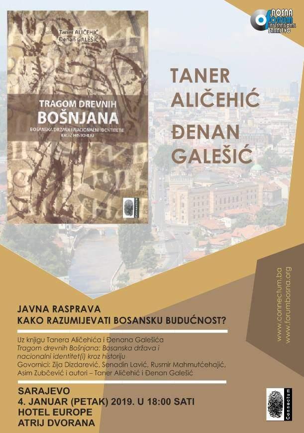 49058252_1861691070606398_3679465308155805696_n.jpg - Mahmutćehajić, Lavić, Zubčević, Dizdarević: Kako razumijevati bosansku budućnost?